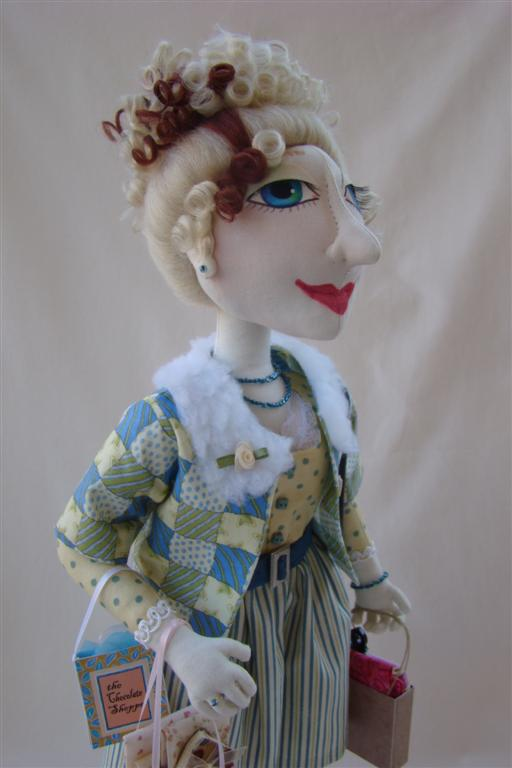 Standing Doll 052 (Large)