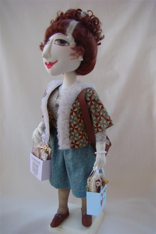 Standing Doll 042 (Large)