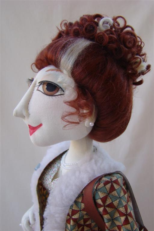 Standing Doll 047 (Large)